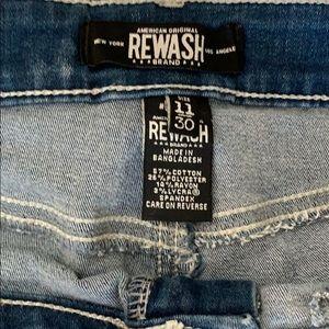 Rewash Jeans - Pantalon moderno en buenas condiciones